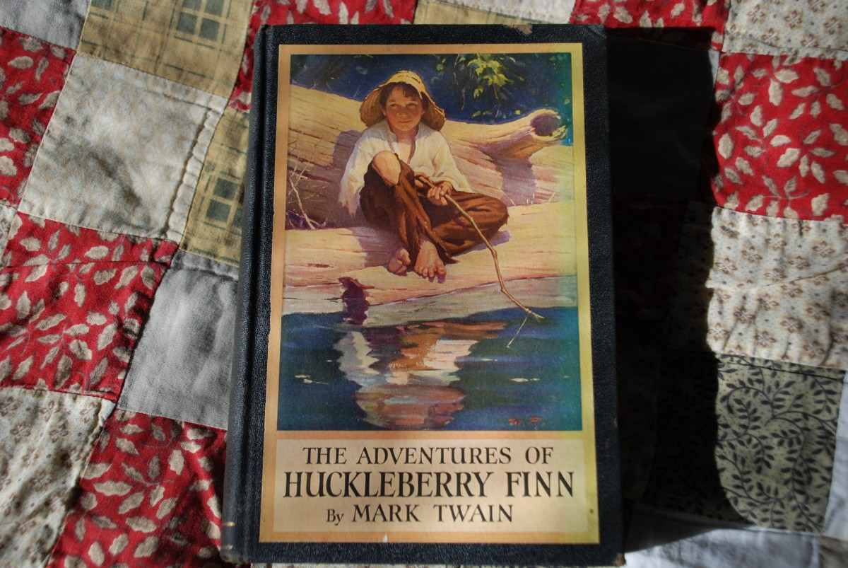 Adventures of HuckFinn