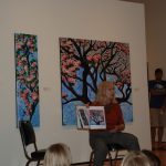 The Tree Who Walked Through Time Mulvane Exhibit & Book Reading