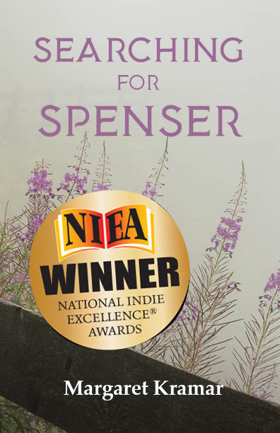 Searching for Spenser, Award winning memoir by Margaret Kramar