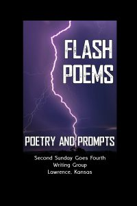 FLASH POEMS: POETRY & PROMPTS, Second Sunday Goes Fourth Writing Group Lawrence, Kansas