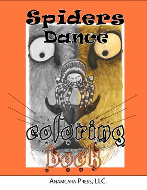 Spiders Dance Coloring Book by M Carroll & Bobbie Powell