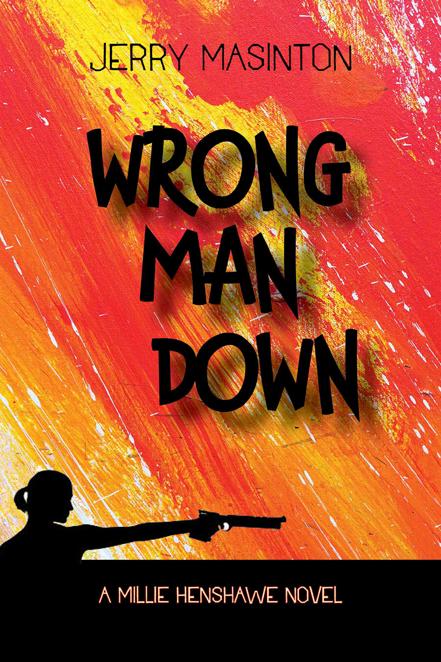 """Crime farce """"Wrong Man Down"""""""
