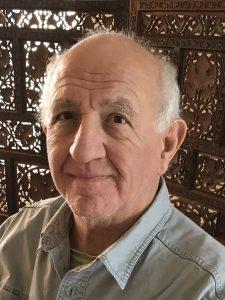 Author Jerry Masinton