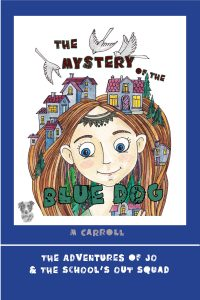 The Mystery of the Blue Dog by M. Carroll
