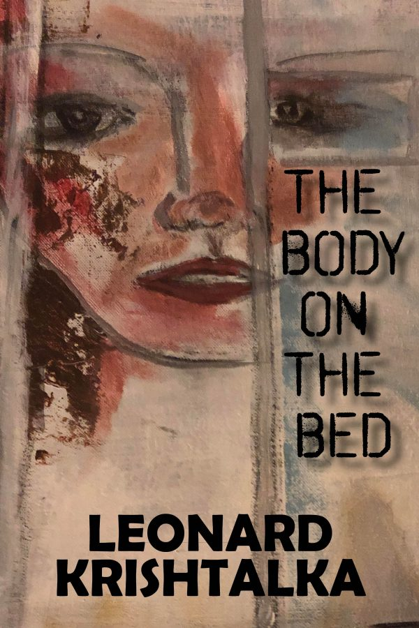 The Body on the Bed by Leonard Krishtalka